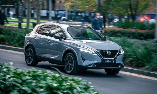 Nissan Australia announces details for 2022 Qashqai, arrives Q1