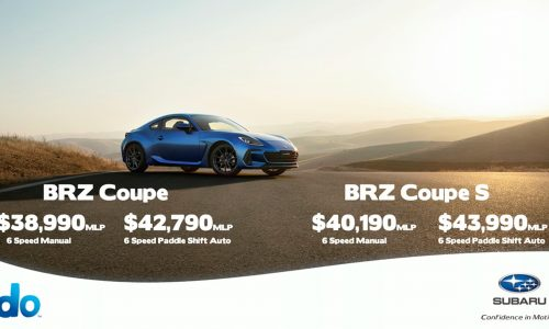 2022 Subaru BRZ price confirmed for Australia, first allocation to arrive Q1