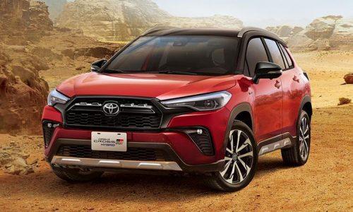 Toyota unveils Corolla Cross GR Sport