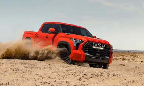 2022 Toyota Tundra officially revealed, gets 3.5 twin-turbo V6