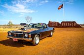 Red CentreNATS car event in Alice Springs locked in to 2026