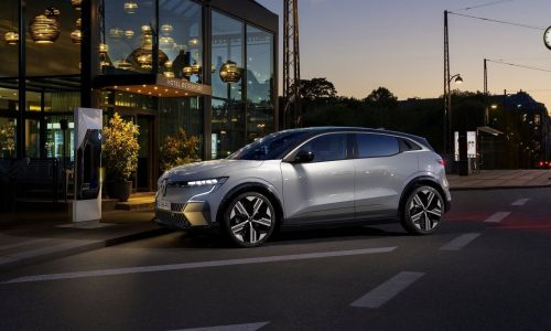 Renault unveils 100% electric Megane E-TECH, 470km range