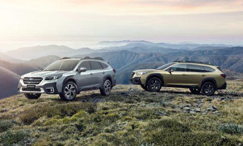 Subaru Outback hits 150,000 sales in Australia