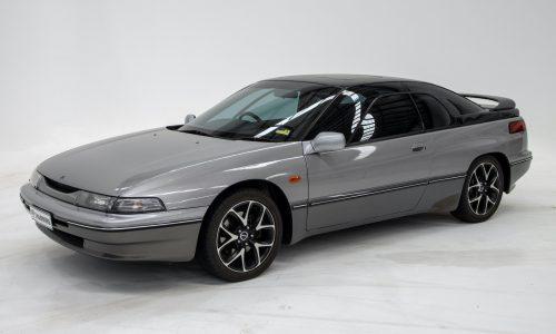 For Sale: Rare 1993 Subaru SVX & 1990 Brumby ute