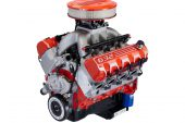 Chevrolet debuts its biggest, most powerful crate engine: 10.4L ZZ632 V8