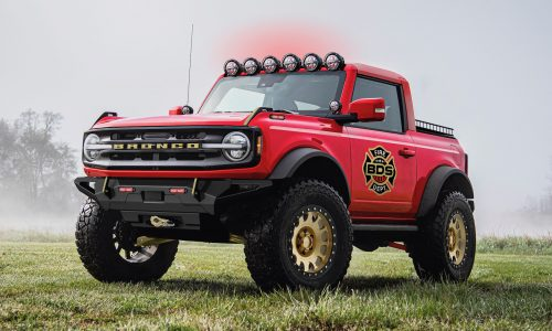 Ford showcases endless personalisation options for Bronco for SEMA