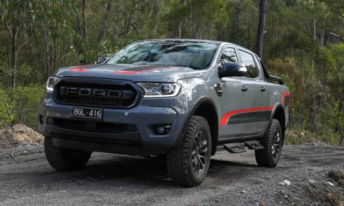 2021 Ford Ranger FX4 Max review (video)