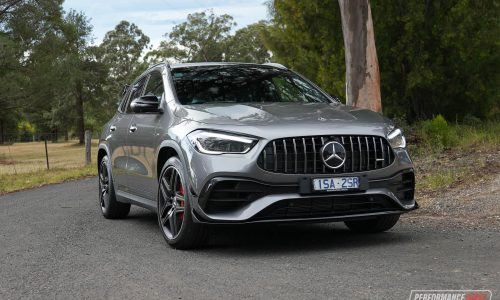 2021 Mercedes-AMG GLA 45 S review (video)