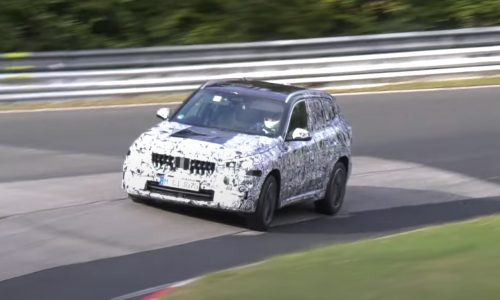 2022 BMW X1 spotted, M35i M Performance variant confirmed? (video)