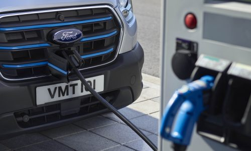 Ford Australia to offer 5 electrified models by 2024; Escape PHEV, E-Transit van