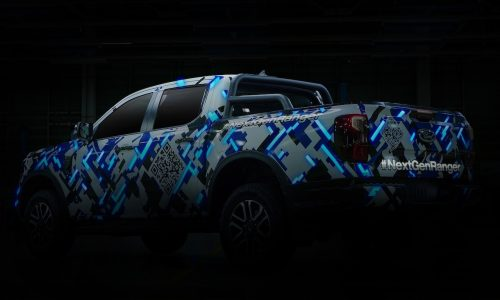 2022 Ford Ranger previewed again, rear disc brakes confirmed (video)