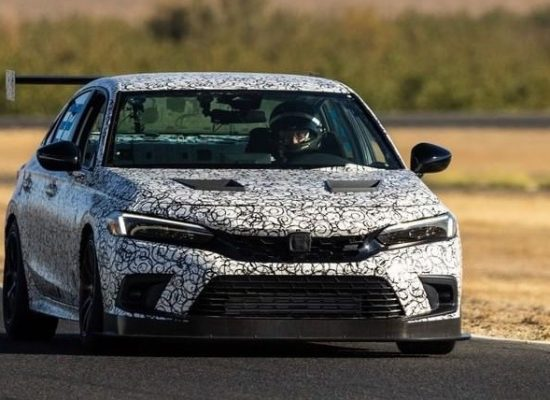 All-new 11th-gen 2022 Honda Civic Si race car previewed (video)