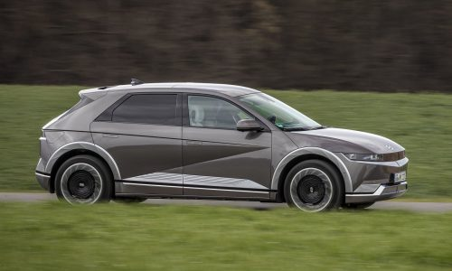 Hyundai IONIQ 5 initial allocation in Australia sold out in 2 hours
