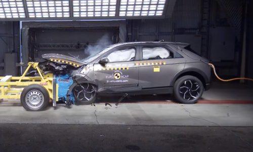 Hyundai IONIQ 5, new Tucson, Volvo XC40 Recharge score 5-star ANCAP rating