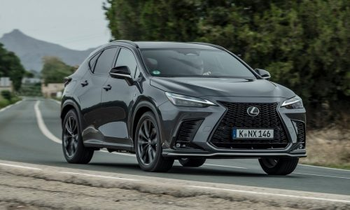Lexus Australia confirms local specs for 2022 NX mid-size SUV