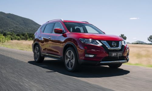 Nissan updates X-Trail with new ST+ variant for 2022