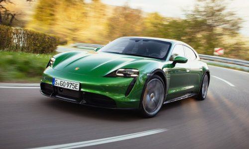 Porsche global sales up 13% across first 9 months of 2021
