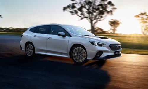 2022 Subaru WRX Sportswagon confirmed for Australia