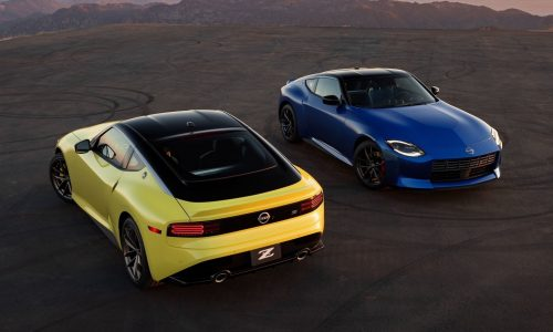 All-new 2023 Nissan Z coupe confirmed for Australia mid-2022