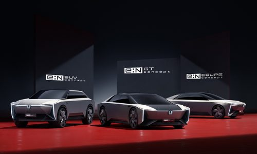 Honda aims electrified-only sales in China by 2030, debuts 3 concepts