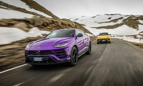 Lamborghini posts record deliveries in first 9 months of 2021