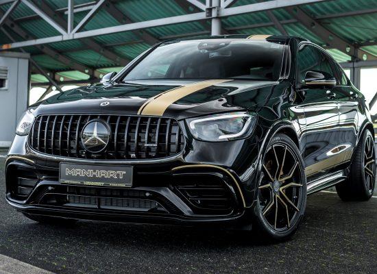 Manhart unveils 'GLR 700' kit for Mercedes-AMG GLC 63 S