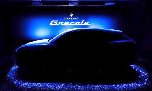 Maserati Grecale debut delayed until 2022 due to chip shortage