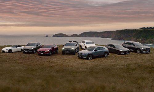 Mazda confirms: CX-50, CX-60, CX-70, CX-80, CX-90, inline-six MHEV, new rotary