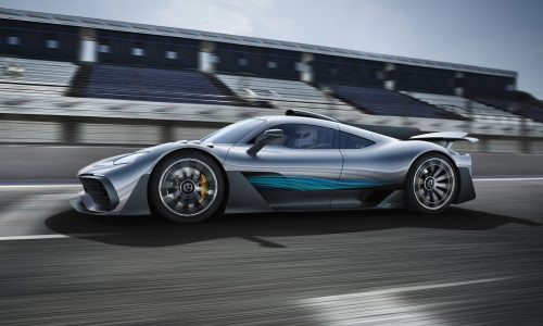 Mercedes-AMG One production to finally start in 2022 – report