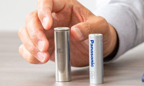 Panasonic develops prototype battery for Tesla, lower production costs