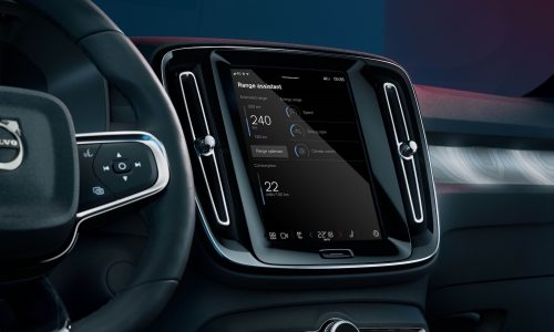 Volvo announces over-the-air update capable of increasing EV range