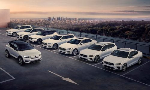 Volvo global sales down 30.2% in September, up 17.6 per cent YTD
