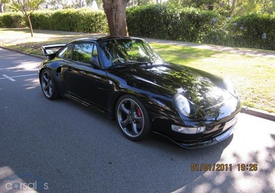 For Sale 1996 993 Porsche 911 Techart Ct3 Performancedrive