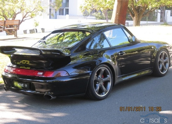 For Sale: 1996 993 Porsche 911 Techart CT3 | PerformanceDrive