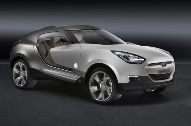 2009 Hyundai Hed 1 Concept Car Pictures