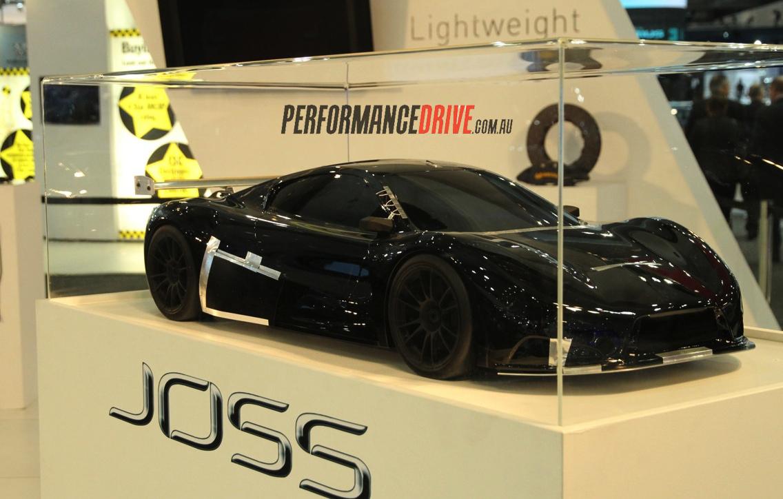 Joss Prototype Revealed At Australian International Motor