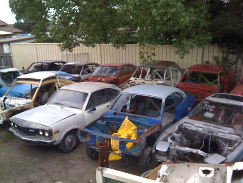 mazda old school car collection and parts up for sale. Black Bedroom Furniture Sets. Home Design Ideas