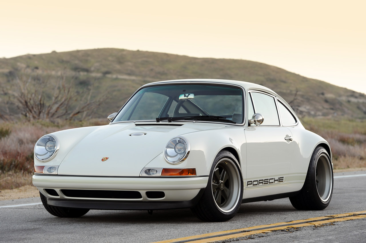 Porsche 930 For Sale >> Singer Design Porsche 911 teams with Cosworth | PerformanceDrive