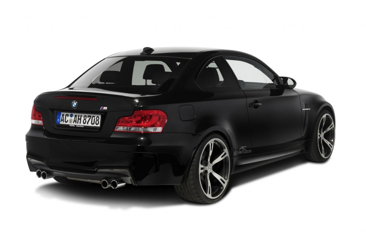 ac schnitzer bmw 1 series m coupe preview to frankfurt. Black Bedroom Furniture Sets. Home Design Ideas
