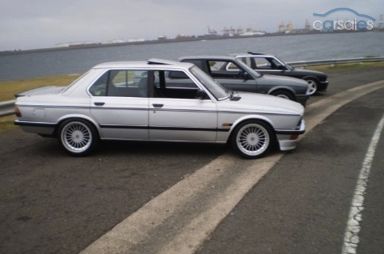 For Sale E28 Bmw 528i Motorsport With 3 5 Litre Engine