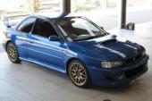 Subaru WRX 22B
