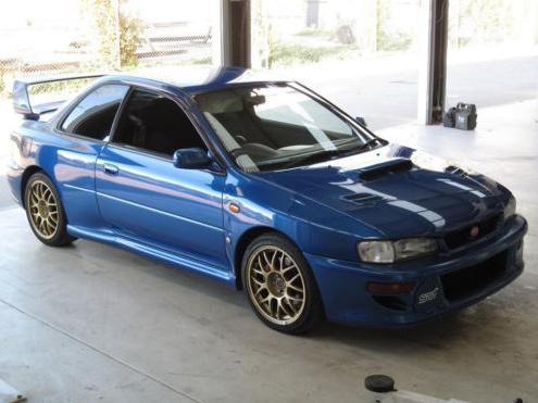 For Sale Subaru Impreza 22b Sti In Australia
