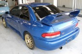 Subaru WRX 22B-4