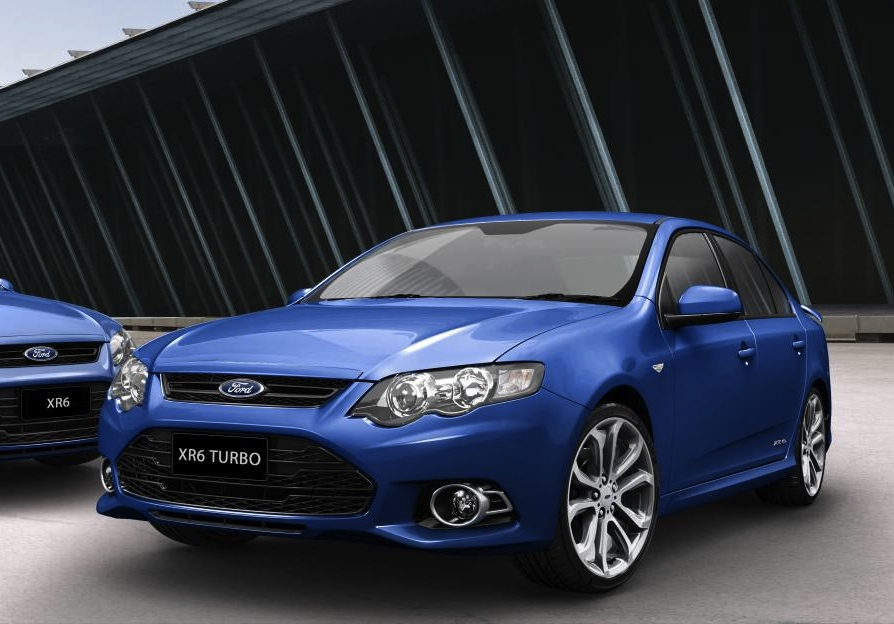 2012 ford falcon fg mkii with four cylinder ecoboost. Black Bedroom Furniture Sets. Home Design Ideas