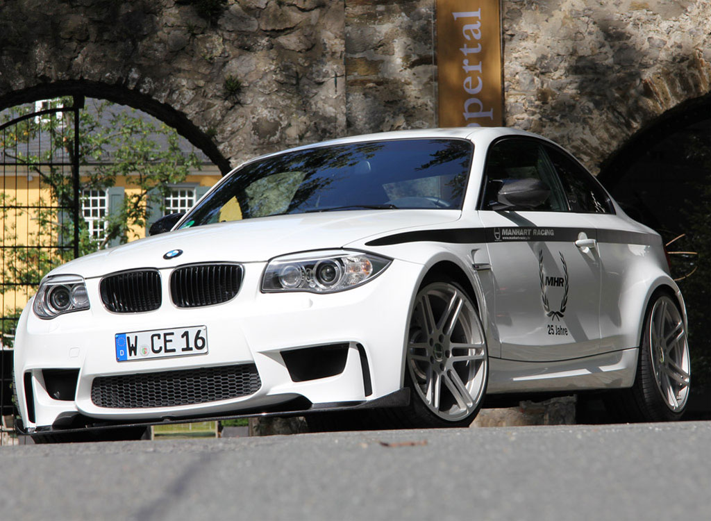 bmw 1 series m coupe manhart racing mh1 biturbo package performancedrive. Black Bedroom Furniture Sets. Home Design Ideas