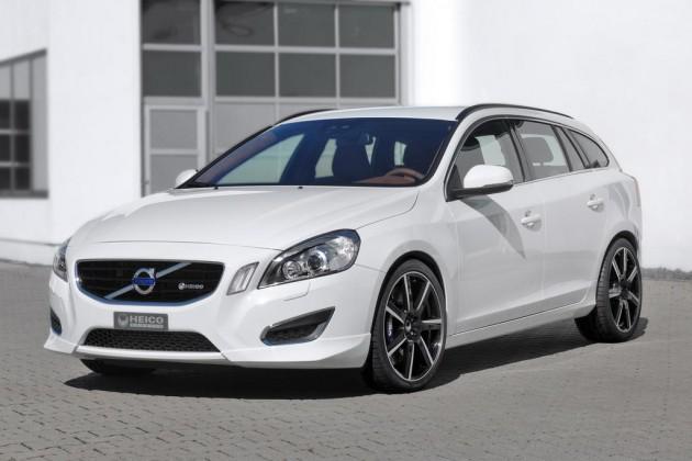 Volvo V60 Heico Sportiv tuning package | PerformanceDrive