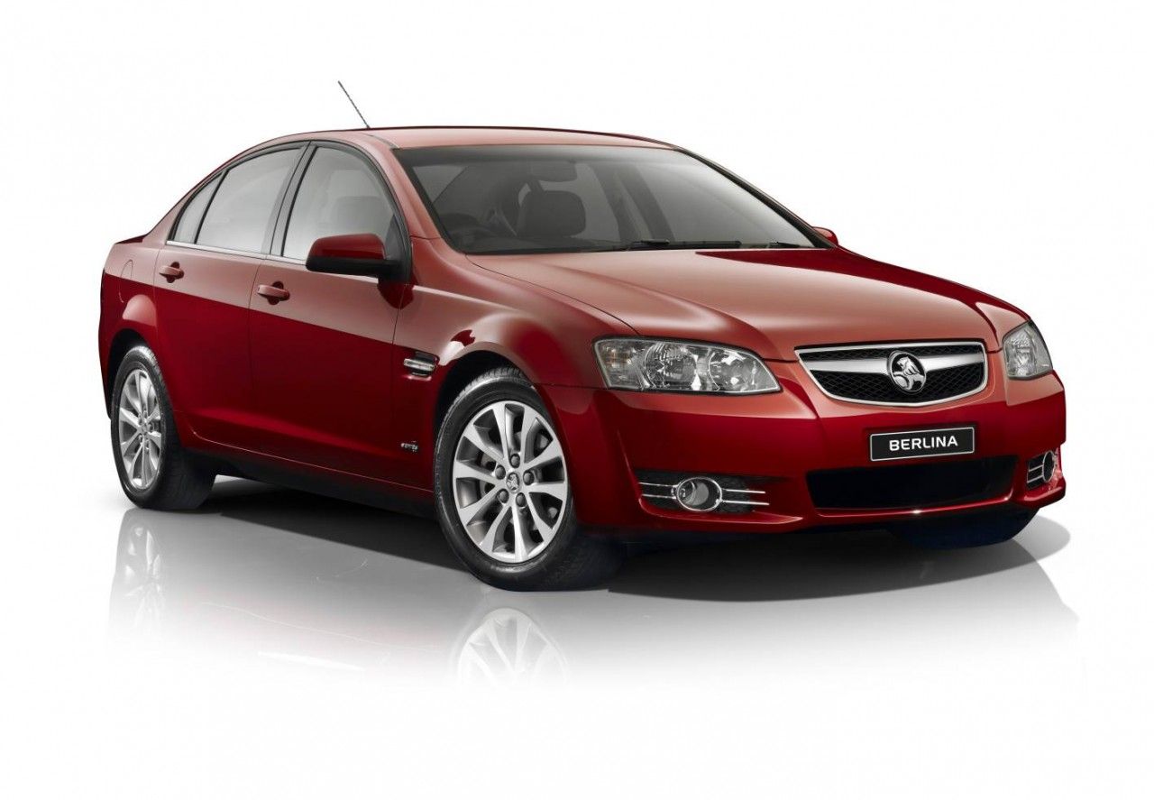 2012 Holden Commodore Available In Peter Brock Inspired