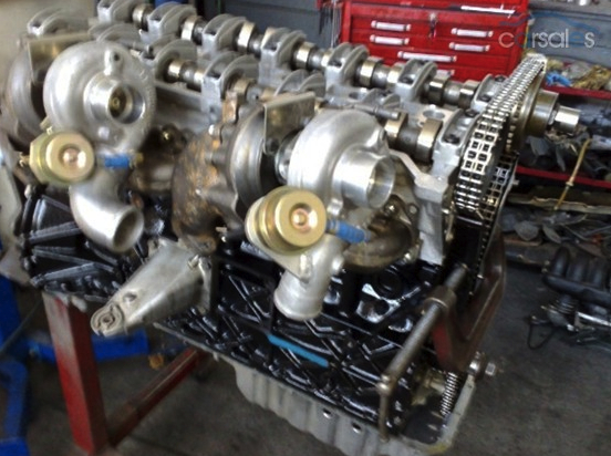 For Sale Mercedes Benz 300 Ce Twin Turbo Conversion With