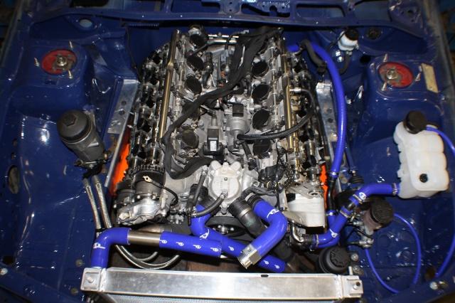 Video Subaru Impreza Wrx With Bmw M5 V10 Engine