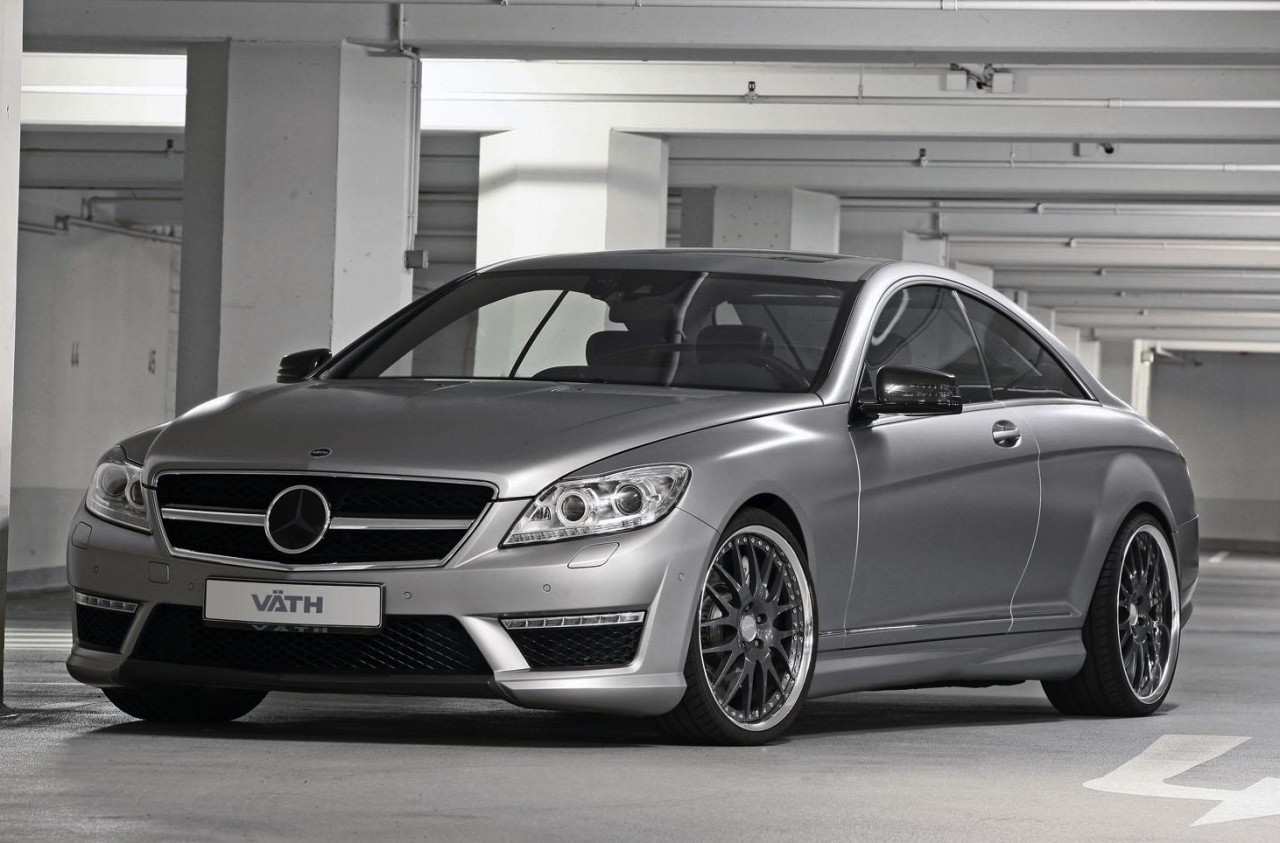 2012 mercedes benz cl 63 amg v63s by vath performancedrive. Black Bedroom Furniture Sets. Home Design Ideas